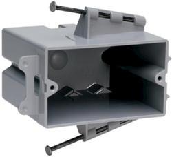 Legrand Slater® 22.0 cu in. 1-Gang Horizontal Nail-On Box