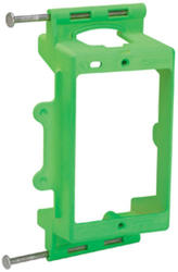 Legrand Low-Voltage 1-Gang Nail-On Bracket