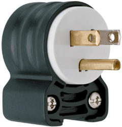 Legrand 15-Amp Extra Hard Use Angled Plug