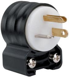 Legrand 20-Amp Extra Hard Use Angled Plug