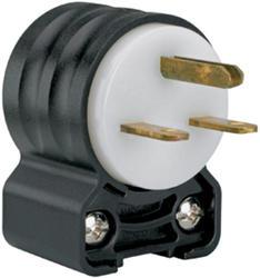 Legrand 15-Amp Extra Hard Use Angled Plug