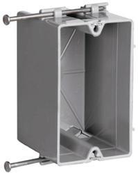 Legrand Slater® 18.0 cu in. 1-Gang Nail-On Box
