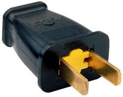 Legrand 15-Amp 125-Volt Plug