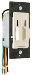 Pass & Seymour  1.6A/300W Dual Dimmer/Fan Control