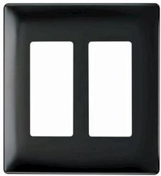 Legrand Pass & Seymour  2-Gang Screwless Wall Plate