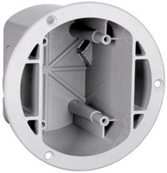 Legrand Slater® 38.0 cu in. Gray 1-Gang Floor Box