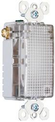 Legrand Pass & Seymour TradeMaster® Enhanced Decorator Full Hallway Light without Light Sensor