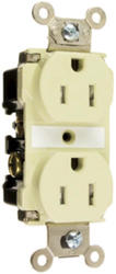 Legrand Pass & Seymour 15-Amp Tamper-Resistant Outlet