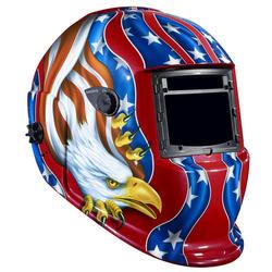 Powerweld Red Eagle Auto-Darkening Welding Helmet Variable