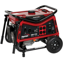 Powermate 3,750 Peak/3,000 Running Watts Generator