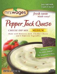 Pepper Jack Queso Mix
