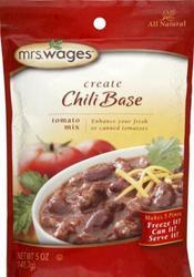 Chili Canning mix