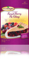Berry Fruit Pie Mix