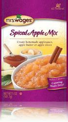 Spiced Apple Sauce Mix