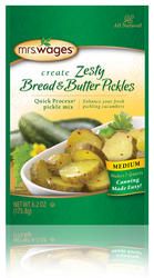 Zesty Bread & Butter Mix