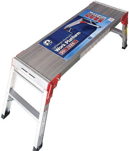 Aluminum Scaffold Work Platform : Premier quot type ii aluminum work platform at menards