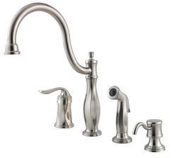 Pfister Cadenza 1-Handle Kitchen Faucet