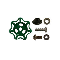 PRIER Parts Kit For New` Style PRIER C-134, Seat Washer Kit, Packing Kit, Handle Kit