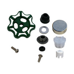 PRIER Parts Kit For Style PRIER C-144, Seat Washer Kit, Packing Kit, Handle Kit, B Kit