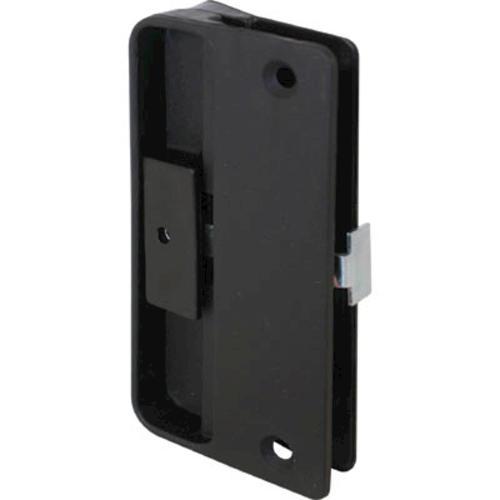 Prime line 3 9 16 black plastic sliding screen door pull for Sliding screen door hardware