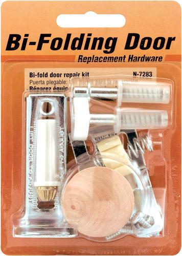 Prime Line Bifold Door Repair Kit For 2 Doors