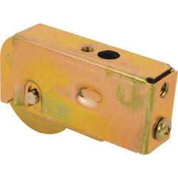 """Prime-Line 2-5/8"""" x 1-5/8"""" Adjustable Steel Ball Bearing Roller Assembly with Steel Wheel"""