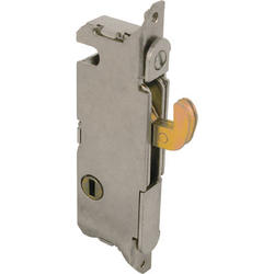 "Prime-Line 3-11/16"" Steel Vertical Keyway Mortise Lock with Fasteners"