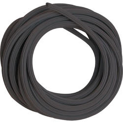 Prime-Line 0.140 x 25' Black Vinyl Screen Retainer Spline