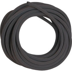 Prime-Line 0.165 x 25' Black Vinyl Screen Retainer Spline