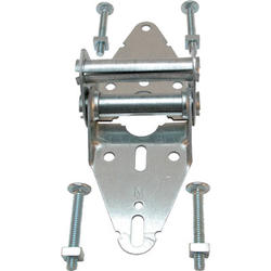 "Prime-Line 3"" Wide 14-Gauge Steel No. 4 Standard Garage Door Hinge"
