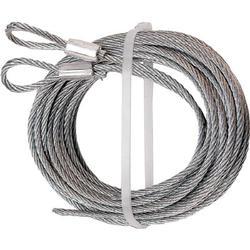 "Prime-Line 2-Pack 1/8"" x 8' 8""' Carbon Steel Torsion Spring Cables"