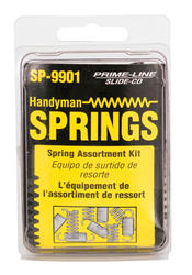 Prime-Line Small Spring Assortment of Extension and Compression Springs