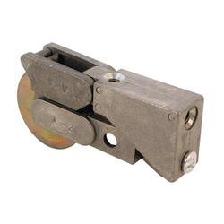 """Prime-Line 1-1/2"""" Adjustable Steel Ball Bearing Roller Assembly with 1-1/4"""" Wheel"""