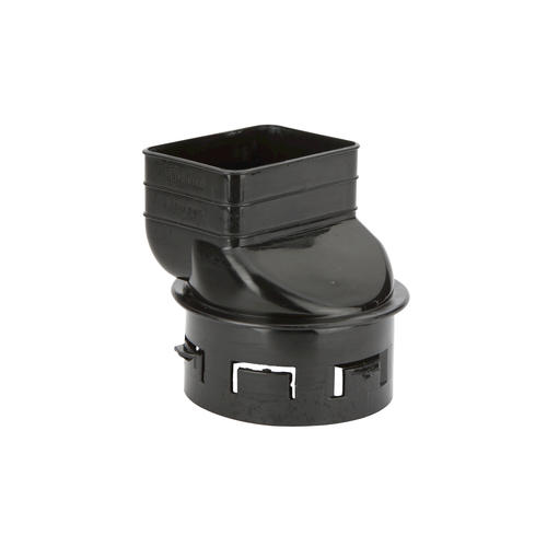 Quot corrugated drain tile downspout adapter
