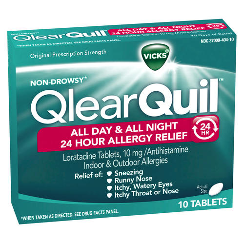 Qlearquil All Day Night