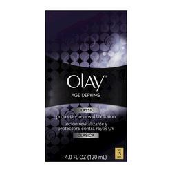 Olay Age Defying Classic Protective Renewal UV Lotion - 4 oz