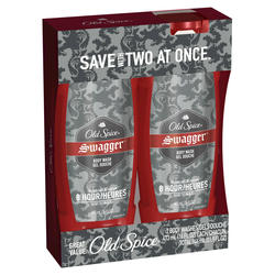 Old Spice Red Zone Swagger Body Wash Twin Packs - 16 oz ea