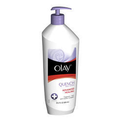 Olay Quench Advanced Healing Body Lotion - 20.2 oz