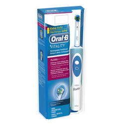 Oral-B Vitality Floss Action Power Toothbrush with Refill