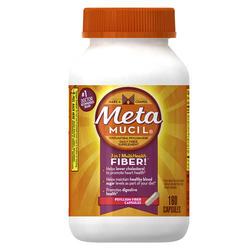 Metamucil MultiHealth Psyllium Fiber Capsules - 160-ct