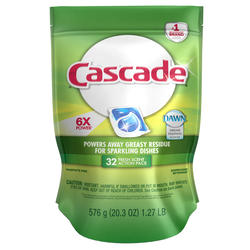 Cascade Action Pack 32 Count