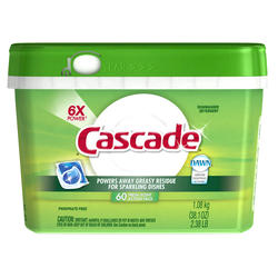 Cascade Action Pack 60 Count