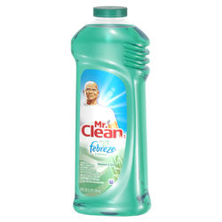Mr. Clean Multi-Surface Liquid Cleaner with Febreze, 24 0z