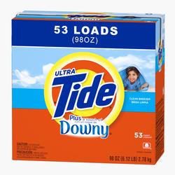 Tide Powder Ultra - Clean Breeze