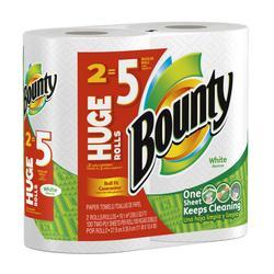 Bounty Huge Roll 2 Pack Paper Towels