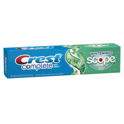 Crest Whitening Plus Scope Minty Fresh Toothpaste - 8 oz