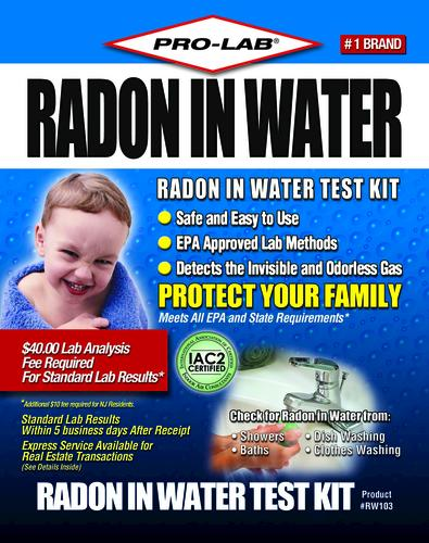 Radon in water test kit at menards - The office radon test kit ...