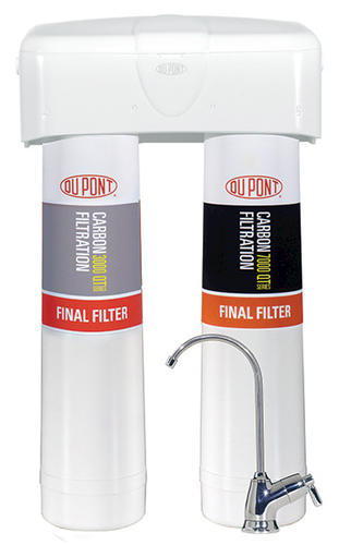Dupont Quicktwist 2 Stage Drinking Water Filter System