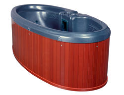 """Voyager Quick Ship """"Plug & Play"""" 2-Person 8-Jet Spa with 1 HP Pump"""