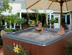 "Madison Quick Ship ""Plug & Play"" 5-Person 30-Jet Spa with 2.2 HP BT Pump and FREE ENERGY SAVER PACKAGE"